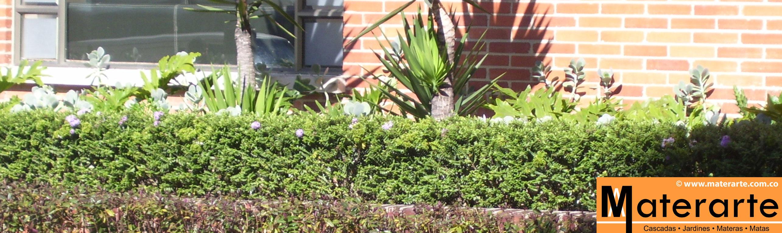 Materarte dise o construcci n y mantenimiento de - Jardines disenos exteriores ...