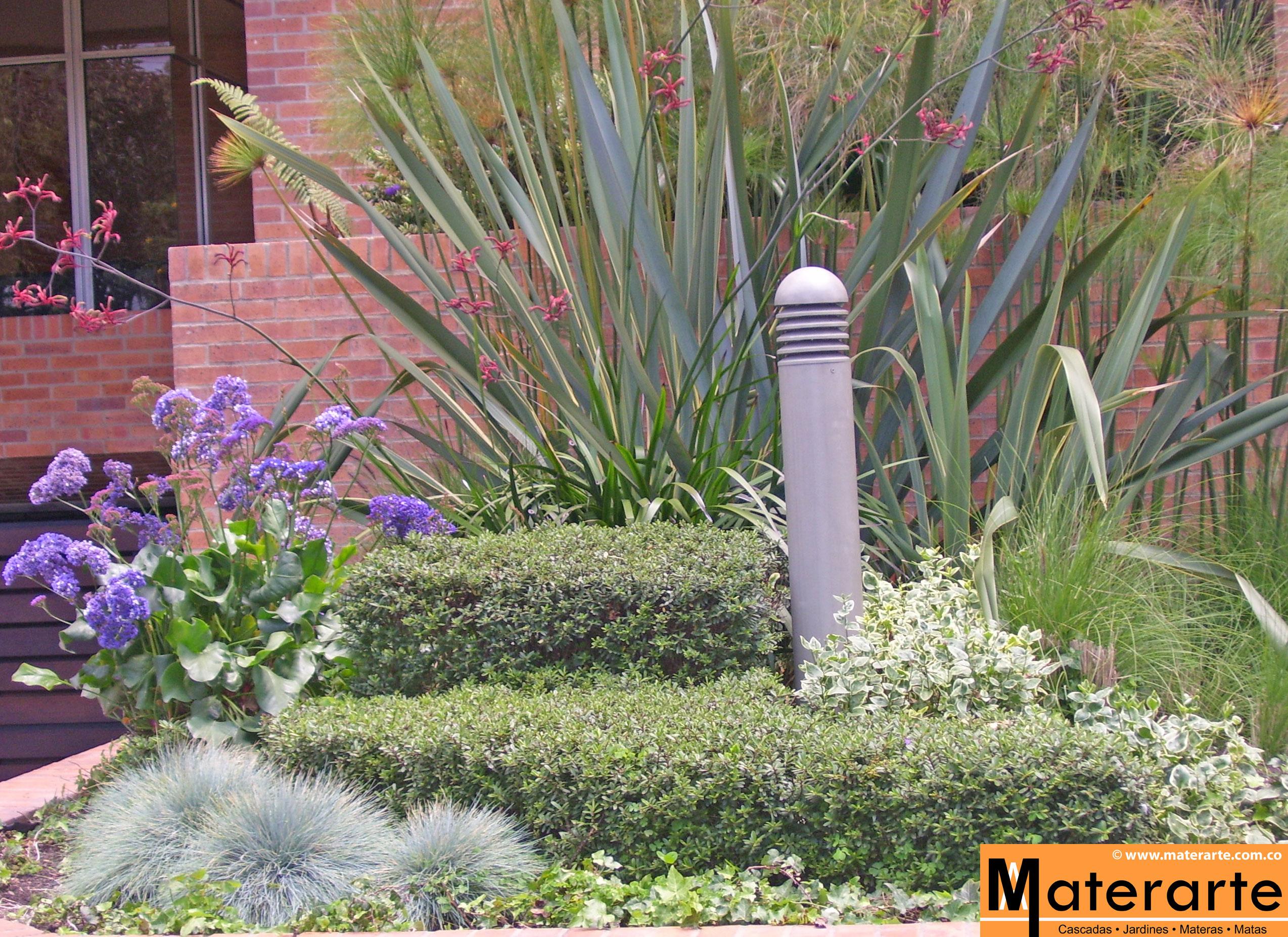 Materarte dise o construcci n y mantenimiento de - Jardines y exteriores ...