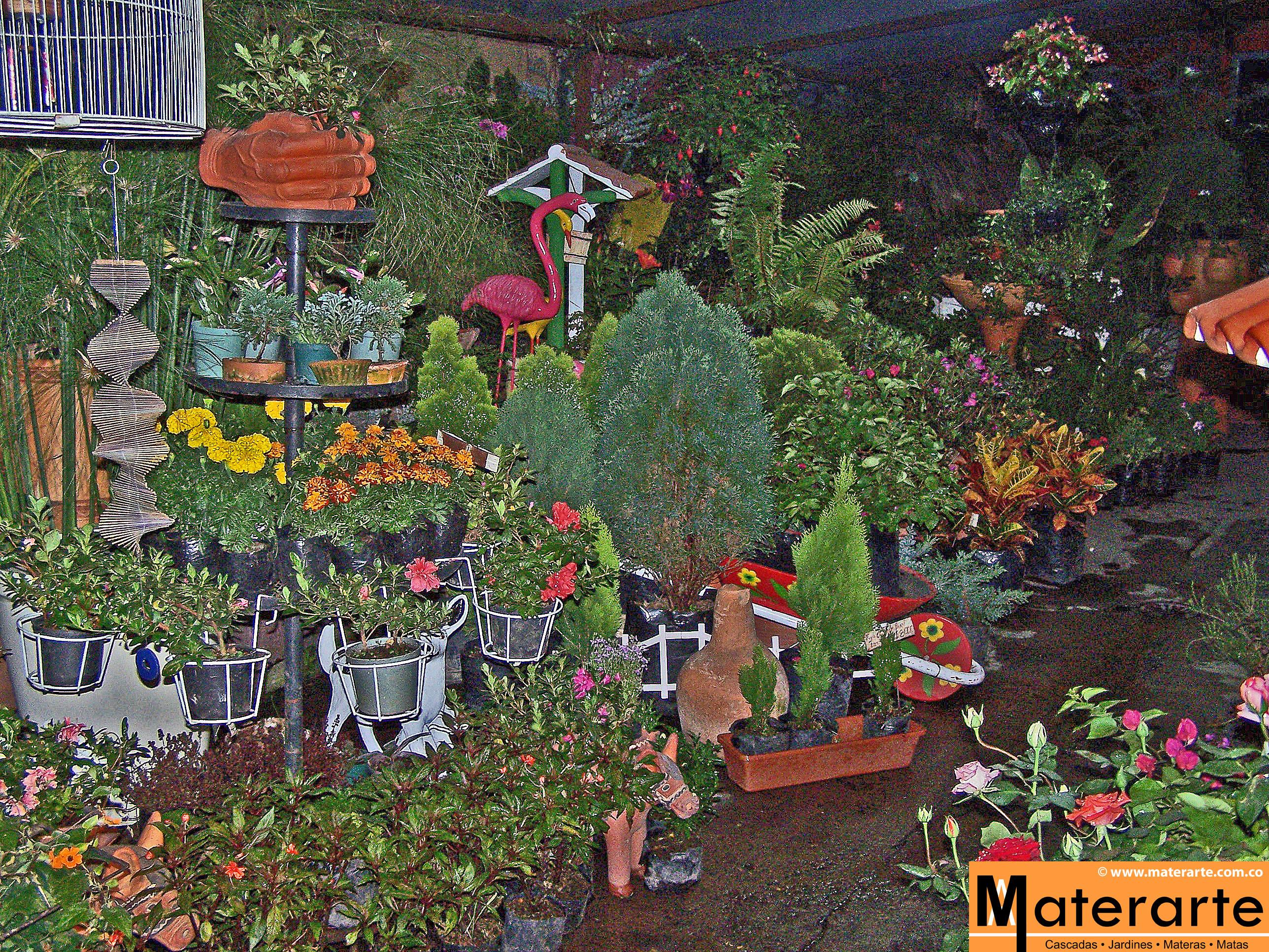 Materarte vivero for Viveros y jardines